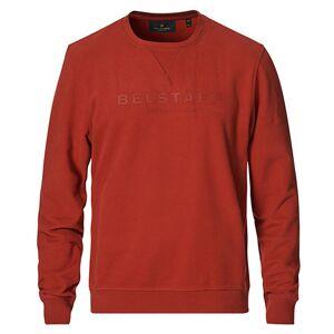 Belstaff 1924 Crew Neck Logo Sweat Red men L