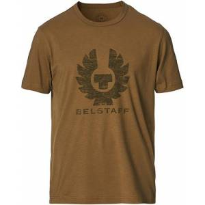 Belstaff Coteland Logo Crew Neck Tee Earth men XXL