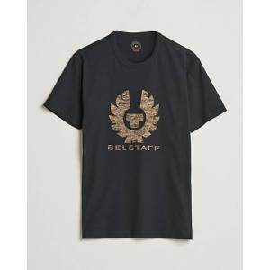 Belstaff Coteland Logo Crew Neck Tee Black men S