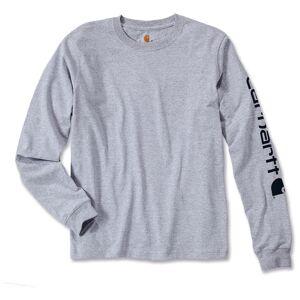 Carhartt Logo Long Sleeve Shirt Langærmet skjorte