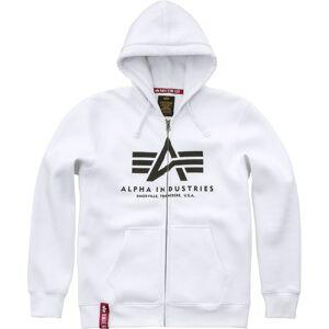 Alpha Industries Basic Lynlås hættetrøje
