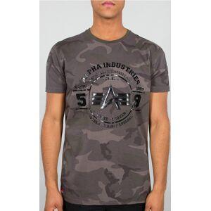 Alpha Industries Authentic Vinyl T-shirt