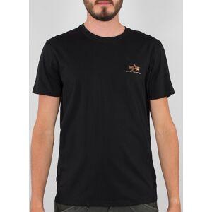Alpha Industries Basic Small Logo Foil T-shirt