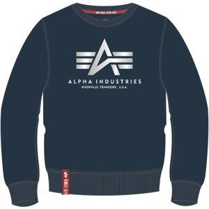 Alpha Industries Basic Reflective Print Sweatshirt