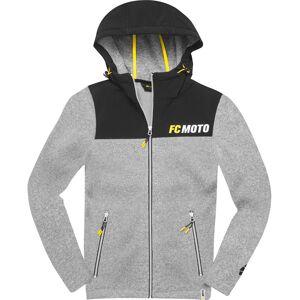 FC-Moto Faster-H Fleece lynlås hættetrøje