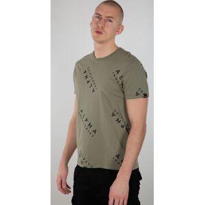 Alpha Industries AOP T-shirt