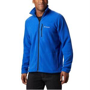 Columbia Sportswear Columbia Fast Trek II Full Zip Fleece Mens, Azul / Black
