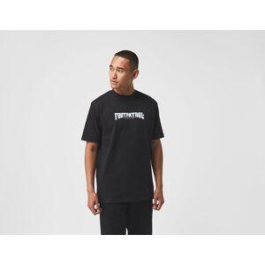 Footpatrol Script T-Shirt - Musta, Musta  - Male - Size: L