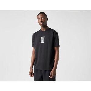 Footpatrol 'Berwick Street Market' T-Shirt - Musta, Musta  - Male - Size: XXL