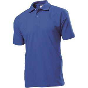 Stedman Polo Men - Royalblue  - Size: ST3000 - Color: royalsininen