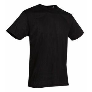 Stedman Active Cotton Touch For Men - Black  - Size: ST8600 - Color: musta