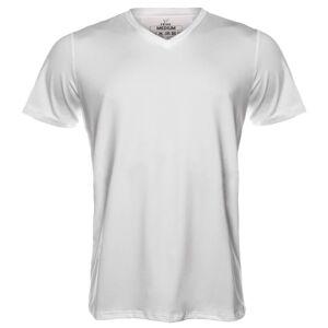 Frigo Revolutionwear Inc. Frigo CoolMax T-shirt V-neck - White  - Color: valkoinen