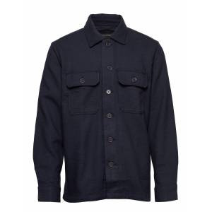 Banana Republic Slim Double-Weave Shirt Jacket Overshirt Paita Paitatakki Sininen Banana Republic