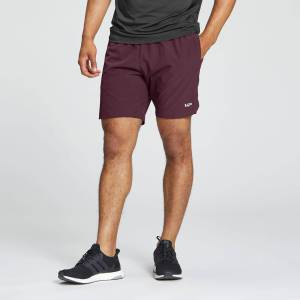 Miesten MP Essentials 2 in 1 Training Shorts – Port  - M