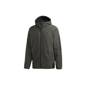 Miesten sadetakki Adidas BTS 3S Hooded Insulated M DZ1399