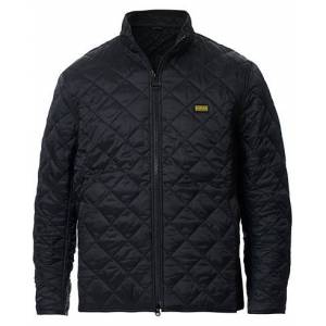 Barbour Gear Quilted Jacket Black