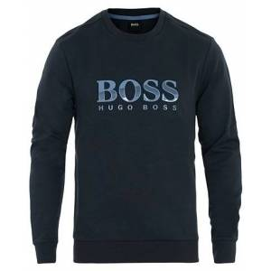 BOSS Track Suit Sweatshirt Navy