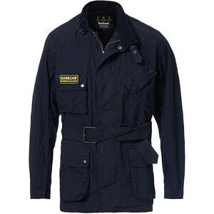 Barbour Summer Wash A7 Casual Jacket Dark Indigo
