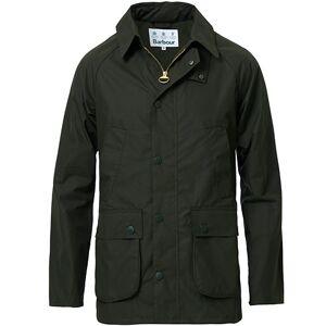 Barbour Bedale Cotton Casual Coat Sage
