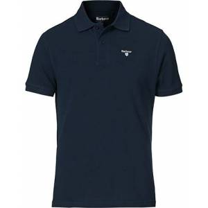 Barbour Sports Polo New Navy