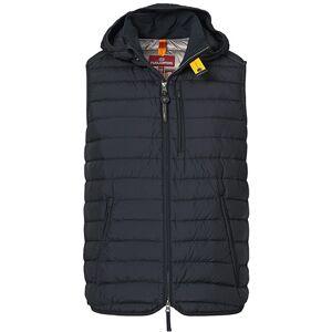 Porter Lightweight Hooded Vest Black