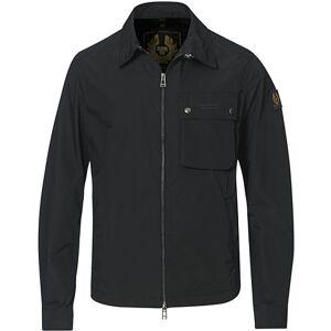Belstaff Wayfare Overshirt Black