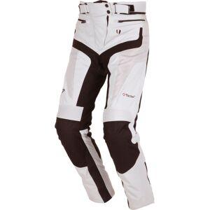 Modeka Belastar Hyvät tekstiili housut  - Harmaa - Size: 40