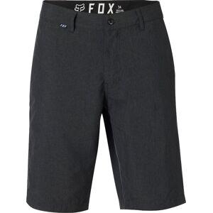 Fox Essex Tech Shortsit 2017Musta