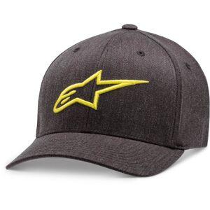 Alpinestars Ageless Cap  - Harmaa Keltainen - Size: S M