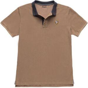 Blauer USA Vintage Poloshirt Ruskea unisex S