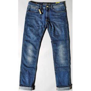 Spidi Denim Qualifier Slim Fit housut  - Sininen - Size: 31