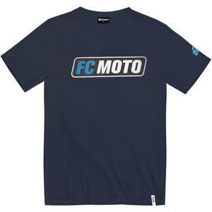 FC-Moto Ageless T-paita  - Sininen - Size: XL