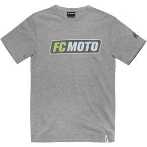 FC-Moto Ageless T-paita  - Harmaa - Size: S