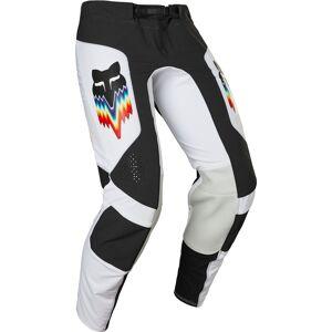 FOX Flexair Relm Motocross HousutMusta Valkoinen
