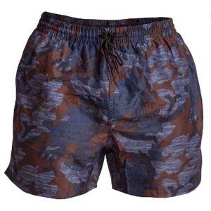 Gorilla Wear Bailey Shorts, Blue Camo, Xl