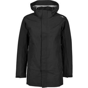Cmp So 3l Coat M Takit NERO  - NERO - Size: Small