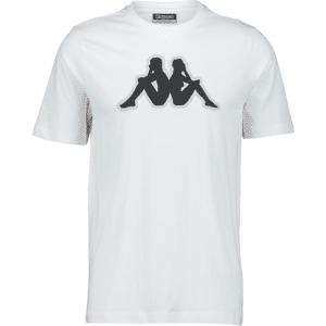 Kappa So Logo Zobi Tee M T-paidat WHITE  - Size: Small