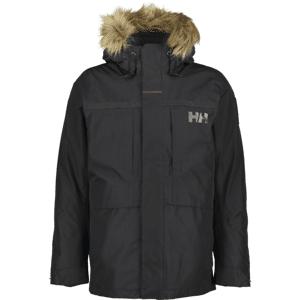 Helly Hansen So Coastal 2 Parka M Takit BLACK  - Size: Small