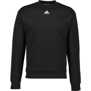 Adidas So Mh 3s Crew Fl M Yläosat BLACK  - Size: Extra Small