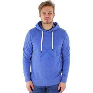 Jack&Jones Huppari Leron sweat  - SININEN / BLUE - Size: XL