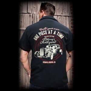 RUMBLE 59 KAULUSPAITA - Lounge Shirt Johnny's Junkyard