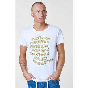 Somewear Klær T-shirt T-shirts med logo eller trykk Male Hvit