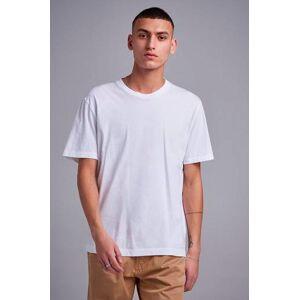 Filippa K Klær T-shirt Ensfargete T-shirts Male Hvit