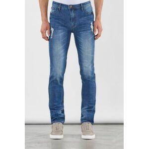 Mouli Klær Jeans Slim fit jeans Male Blå