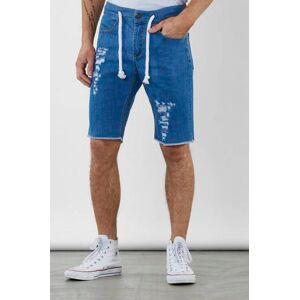 Somewear Klær Shorts Jeansshorts Male Blå