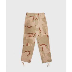Vintage by Stayhard Cargobukse US Army Desert Trousers Brun