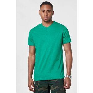 Studio Total Klær T-shirt Ensfargete T-shirts Male Grønn