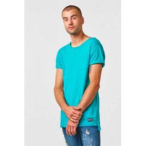 Adrian Hammond T-shirt Duncan Long Tee Blå