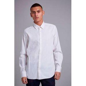 Studio Total Klær Skjorter Ensfargete skjorter Male Hvit