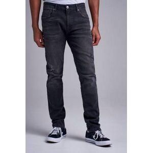Adrian Hammond Jeans Delta Regular Svart